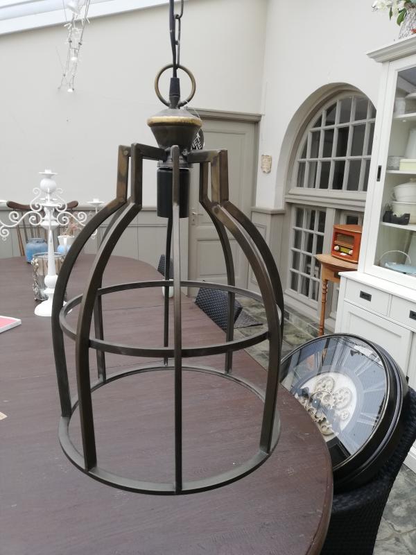 Industriële hanglamp  Hebbedingske